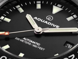 Aquadive NOS Model 77 BY WORLD'S LUXURY GUIDE