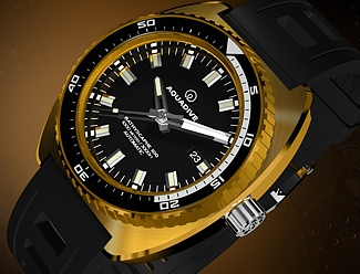 Aquadive Swiss Luxuary Dive Watch Brand Re-Launch BY FastLane Luxury Lifestyle Magazine