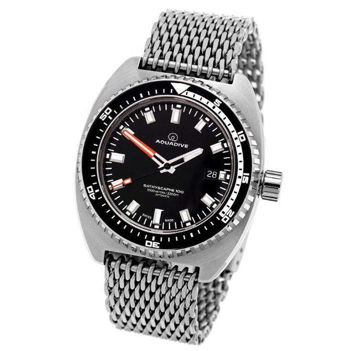 DIVE-WATCH-BATHYSCAPHE-100-SS