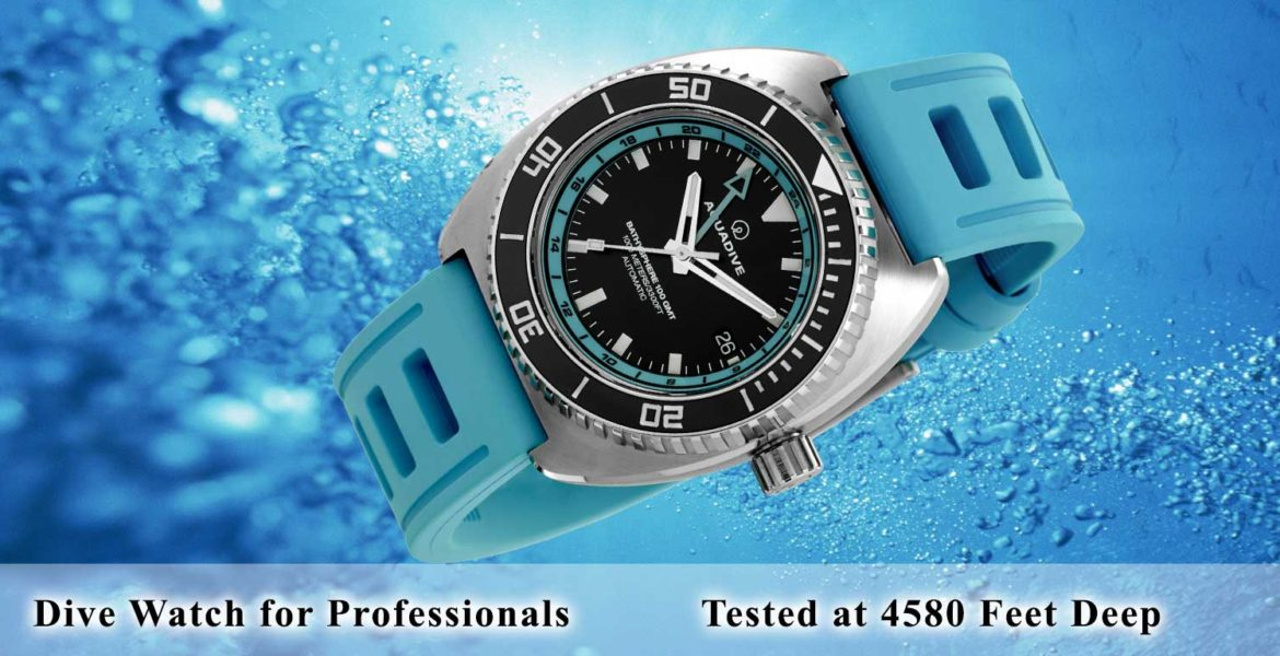 Dive Watches for Professionals