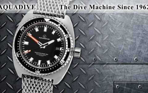 Aquadive Divers Watch